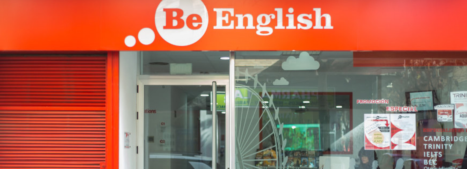 Be English - Academia de Inglés en Granada